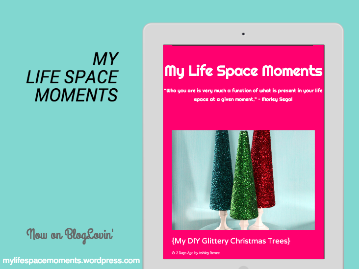 My Life Space Moments Lifestyle Blog on BlogLovin'